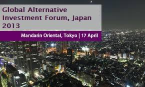 アジア最大級のオルタナティブ投資カンファレンスを東京で開催 『Global Alternative Investment Forum: Japan』