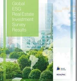 不動産投資におけるESG要素についての意識調査レポート (グローバル機関投資家)