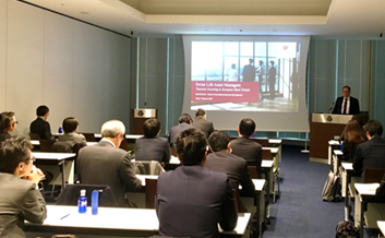 Recap of Global Real Estate Investment New Themes for Japanese institutional investors
